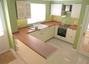 Thumbnail 3 bed town house to rent in Gorse Lane, Oadby, Leicester
