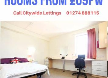 Thumbnail 10 bed shared accommodation to rent in Great Horton Road, Bradford