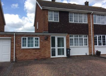 Thumbnail 4 bed semi-detached house to rent in Wrenswood, Covingham, Swindon, Swindon, Witlshire