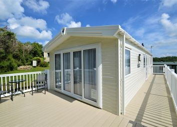 Thumbnail 2 bed mobile/park home for sale in Caerwys Hill, Caerwys, Mold