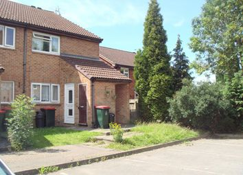 Thumbnail 1 bed maisonette to rent in Jersey Road, Crawley