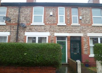 Thumbnail 3 bed terraced house to rent in Jackson Street, Stretford, Manchester