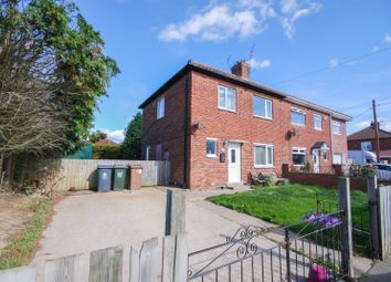 Thumbnail 3 bed semi-detached house for sale in Patience Avenue, Seaton Burn, Newcastle Upon Tyne