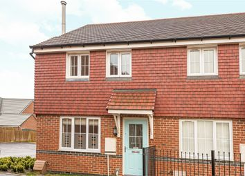 Thumbnail 2 bedroom end terrace house for sale in Pengelly Gardens, Littlehampton, West Sussex