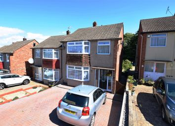 Thumbnail 3 bed semi-detached house for sale in Nigel Park, Shirehampton, Bristol