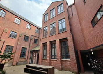 Thumbnail 1 bed flat to rent in Alumni Court, Cotton Street, Ancoats, Manchester