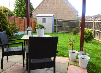 Thumbnail 1 bed semi-detached house for sale in Flamingo Close, Chatham, Kent