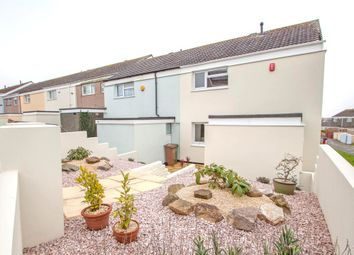 Thumbnail 2 bed end terrace house for sale in Thurlestone Walk, Plymouth
