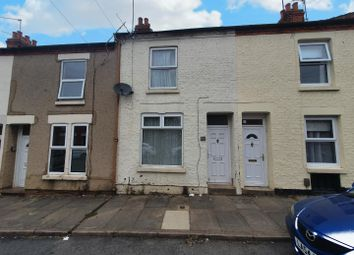 Thumbnail 2 bed terraced house for sale in Essex Street, Northampton