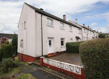 Thumbnail 2 bed terraced house for sale in 1 Auchnacraig Road, Faifley