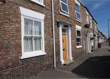 Thumbnail 2 bedroom terraced house to rent in Long Street, York
