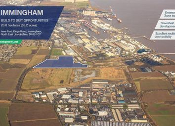 Thumbnail Industrial for sale in Imm-Port, Kings Road, Immingham, North Lincolnshire