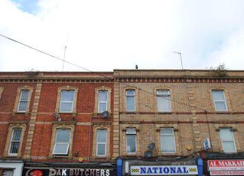 Thumbnail 2 bedroom flat to rent in Stapleton Road, Eastville, Bristol