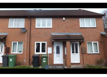 Thumbnail 2 bed terraced house to rent in Foxcote Close, Redditch