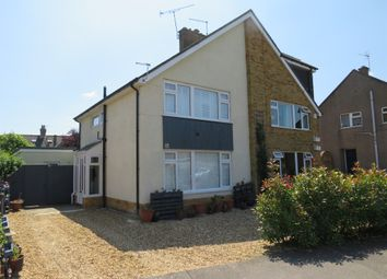 Thumbnail 4 bed semi-detached house for sale in Sandown Road, West Malling