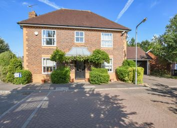 4 bed detached house for sale in Cleves Close, Loughton IG10