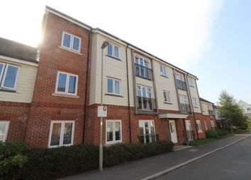 Thumbnail 1 bed flat for sale in Hawthorns House, Willowbourne, Fleet, Hampshire