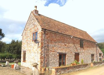 Thumbnail 3 bed detached house to rent in Dulcote, Wells