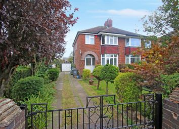 Thumbnail 3 bed semi-detached house for sale in Nursery Lane, Stockton Brook, Stoke-On-Trent