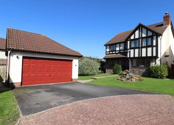 4 bed detached house for sale in Linhay Drive, Fremington, Barnstaple EX31