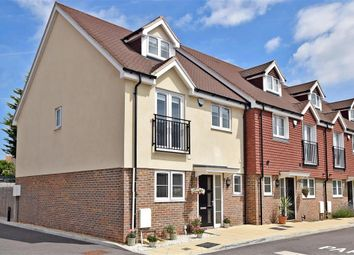 Thumbnail 4 bed semi-detached house for sale in Coventina Close, Shoreham-By-Sea, West Sussex