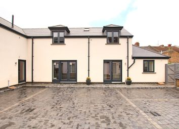Thumbnail 2 bed semi-detached house for sale in Tarring Road, Worthing, West Sussex