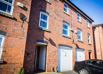 Thumbnail 4 bed terraced house for sale in Drayman Close, Walsall