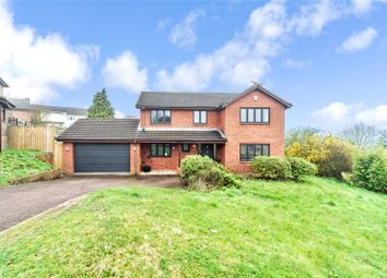 Thumbnail 4 bedroom detached house for sale in Barleymow Close, Chatham, Kent