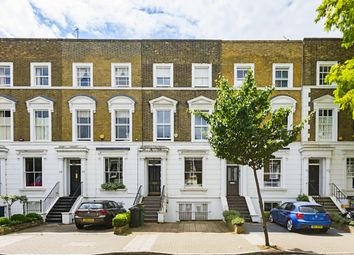 Thumbnail 4 bed terraced house to rent in Fentiman Road, London