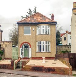 Thumbnail 3 bed detached house for sale in Snowdon Road, Fishponds, Bristol