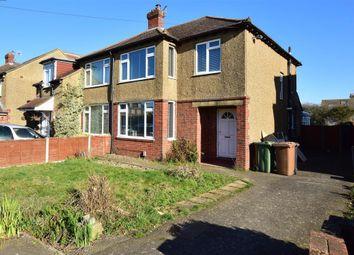 Sutton Road, Maidstone, Kent ME15. 3 bed semi-detached house for sale