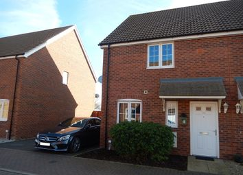 Thumbnail 3 bed semi-detached house for sale in Princess Grove, Market Deeping, Peterborough