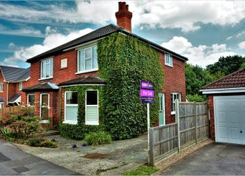Thumbnail 3 bed semi-detached house for sale in Fleet End Road, Warsash