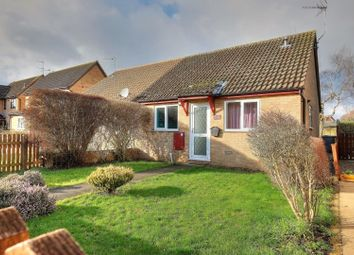 Thumbnail 2 bed semi-detached bungalow for sale in The Paddocks, Norwich