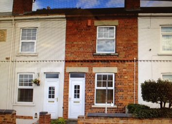 Thumbnail 2 bed terraced house to rent in London Road, New Balderton, Nottinghamshire