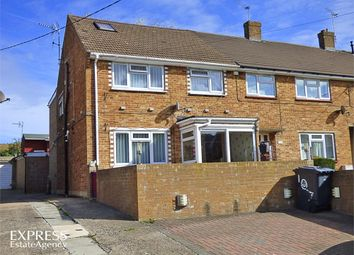 Thumbnail 4 bedroom end terrace house for sale in Main Road, Longfield, Kent