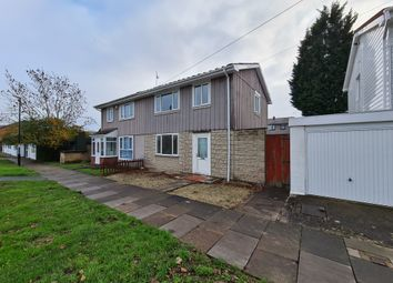 Thumbnail 3 bed semi-detached house to rent in Papenham Green, Coventry