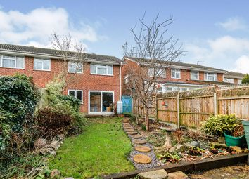 Thumbnail 4 bed semi-detached house for sale in Porter Road, Basingstoke, Hampshire
