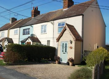 Thumbnail 2 bed end terrace house for sale in West End Road, Tiptree, Colchester