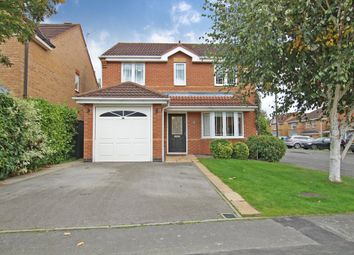 Thumbnail 3 bedroom detached house for sale in Groombridge Crescent, Littleover, Derby