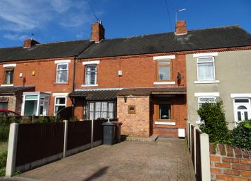 Thumbnail 2 bed cottage for sale in Belper Road, Stanley Common, Ilkeston