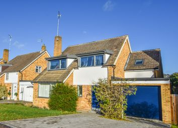 Thumbnail 4 bed detached house to rent in Rib Vale, Hertford