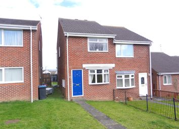 Thumbnail 2 bed semi-detached house for sale in Kinross Drive, Stanley