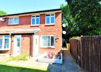 Thumbnail 1 bedroom maisonette for sale in St. Andrews Road, Ifield, Crawley, West Sussex.