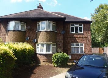 Thumbnail 2 bed maisonette to rent in Chalkwell Park Avenue, Enfield