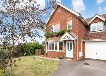 Thumbnail 3 bed property for sale in Danesfield, Ripley, Woking