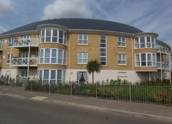 Thumbnail 2 bedroom flat to rent in Harsfold Close, Rustington, Littlehampton