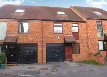Thumbnail 4 bedroom town house for sale in Sheepway Court, Iffley, Oxford