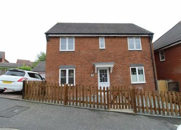 Thumbnail 3 bed detached house for sale in Harbour Way, St Leonards-On-Sea, East Sussex
