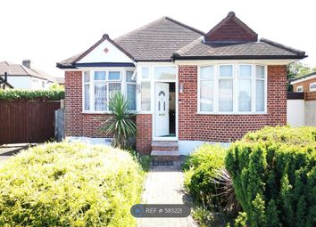 Thumbnail 2 bed bungalow to rent in Elm Drive, Harrow